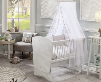 Star baby bed